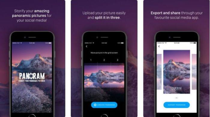 Panoram Stories App